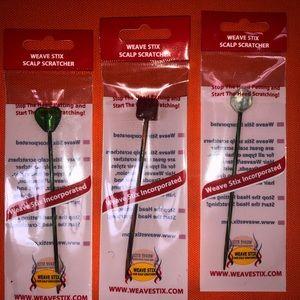 Weave Stix Scalp Scratchers